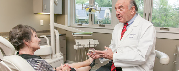 dental implant dentists in Vienna va