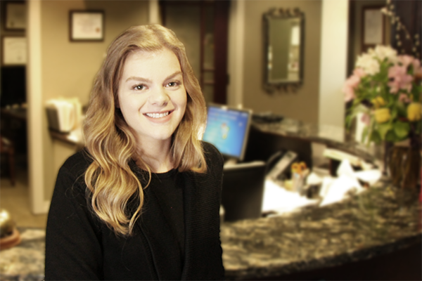 Claire Wooster - Front Desk at Mayberry Dental in Vienna VA